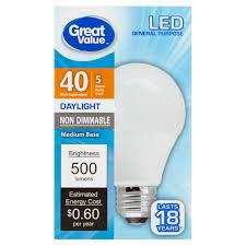 Self Ballasted Lamp Bulb by Light Bulbs Walmart Com