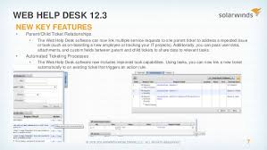 solarwinds federal and government webinar technical update demo of