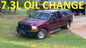 How To Change Oil 7.3L Ford Diesel - YouTube 01995 Toyota 4runner Oil Change 30l V6 1990 1991 1992 Townace Sr40 Oil Filter Air Filter And Plug Change How To Reset The Life On A Chevy Gmc Truck Youtube Car Or Truck Engine All Steps For Beginners Do You Really Need Your Every 3000 Miles News To Pssure Sensor Truckcar Forum Chevrolet Silverado 2007present With No Mess Often Gear Should Be Changed 2001 Ford Explorer Sport 4 0l Do An 2016 Colorado Fuel Nissan Navara D22 Zd30 Turbo Diesel