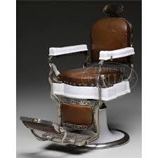 Koken Barber Chairs St Louis by Rare Porcelain Koken Salesman Sample Barber Chair