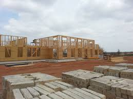 6000 Square by Framing Starting To Come Together On 6 000 Square Foot House