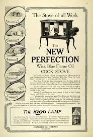 Rayo Oil Lamp Value by Vintage Advertising Art Page 5 Period Paper
