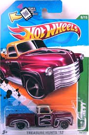 100 52 Chevy Truck Hot Wheels Wiki FANDOM Powered By Wikia