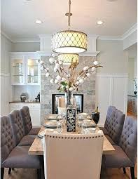 Drum Dining Room Light Chandelier Home Design Ideas And Pictures