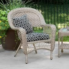 savannah driftwood wicker chair kirklands