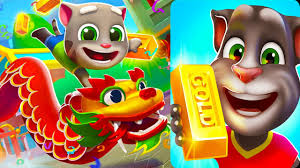 Thomas Halloween Adventures Dailymotion by Talking Tom Gold Run China World Update Tom Celebrates In China