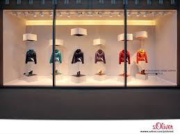 Oliver Visual Merchandising At SOliver Fashion Store Wuerzburg Germany Great Minimal Display Relying On Color