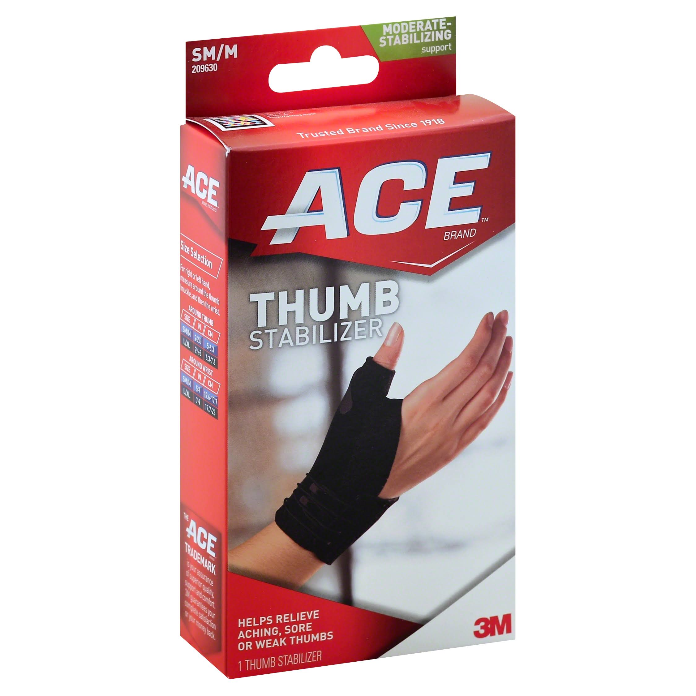 Ace Thumb Stabilizer - Small/Medium