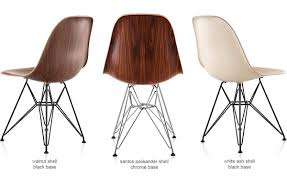 Eames For Herman Miller - My Home Story Eames Molded Plastic Armchair Wire Base Herman Miller Fiberglass Armchairs Office Molded Plastic Chairs Peugennet Style Mid Century Modern Shell Arm Upholstered Hmanmiller Dowel The Chair Photo Home Ideas Collection Side Block Club Headquarters Buffalo Quiet Nook Birch Plywood
