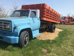 1974 GMC Model 6000 Grain Truck - Huggy Bear's Consignments & Appraisals 2006 Intertional 7600 Farm Grain Truck For Sale 368535 Miles 1980 C70 Chevrolet Tandem Dickinson Equipment 1959 Ford 600 63551 Havre Mt 1986 Freightliner Cab Over Tandem Axle Grain Truck A160 Grain Truck For Sale Sold At Auction March 1967 Intertional Loadstar 1600 Medium Duty Trucks Used On Ruble Sales Lease Purchase New 1971 Gmc 7500 Non Cdl Up To 26000 Gvw Dumps 164 Ln Blue With Red Dump By Top Shelf Replicas Harvester Hauling