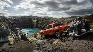 100 Toyota Hilux Truck Overview Features Diesel Europe