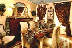 interior dining room inspiration pleasant green christmas trees