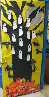 Halloween Yard Decorations Pinterest by Halloween Decorations For Classroom Outdoor Party Decor Homemade