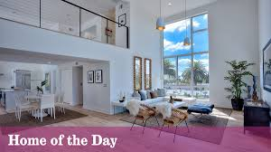 100 Loft Style Home Of The Day Style Living In West Hollywood Los Angeles Times