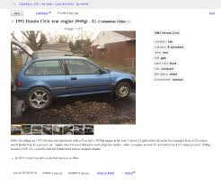 For Sale: 1991 Civic With A Mitsubishi V6 In Back – Engine Swap Depot Used Cars For Sale By Private Owner Pics Drivins Pickup Trucks On Craigslist En Boise Idaho Best Car 2017 Columbus Ga Dating Chevy Silverado For Nc 44 Fort Collins Fniture Luxury South Booneville Ms And Cheap Ohio Bound Any Vw Clubs Or Owners In The Columbusdublin Area Haydocy Buick Gmc Columbus Serving Westerville 2018