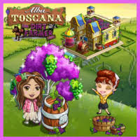 With The All New Alba Toscana Farm Being Released On January 15th Its GRAPE ESCAPE Main Feature Will Be Arriving