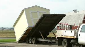 Home Depot Tuff Sheds by Tuff Shed Delivery Youtube