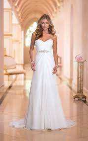 best 25 chiffon wedding dresses ideas only on pinterest simple