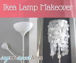 Ikea Alang Table Lamp With Grey Shade by Ikea Lamp Makeover Lamp Makeover Ikea Lamp And Ikea Hack