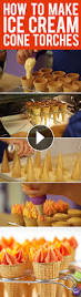 Pumpkin Pie Minecraft Id by How To Make Ice Cream Cone Torches Watch This Step By Step Video