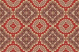 Turkish Carpet Textile Pattern