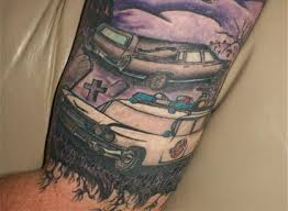 Taturday Sweet Car Tattoos