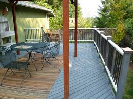 Behr Premium Deck Stain Solid by Armstrong Clark Driftwood Gray Looks Great U2013 Deck Stain Questions