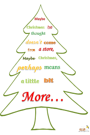 The Grinch Christmas Tree by Grinch Quote For Christmas Elsa Support