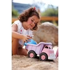 100 Pink Dump Truck Buy Green Toys Cheapest Green Toys Deals And Reviews