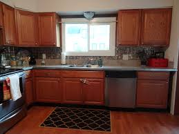 other kitchen blank wall above kitchen sink windows faucets