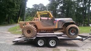 100 Mudding Trucks For Sale My Cousins Mud Truck Made Out Of A Scrambler Jeep