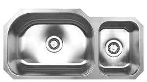 Whitehaus Farm Sink Drain by Whitehaus Whndbu3317 Bss Noah U0027s Collection 32 3 4 Inch Double Bowl