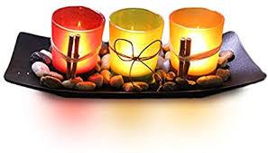 glas kerzenhalter romantisch teelichthalter fur dekoration