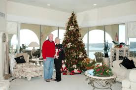 Griswold Christmas Tree Scene by A Real Griswold Christmas News The Lake News Online
