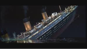 titanic sinking wallpapers wallpaper cave