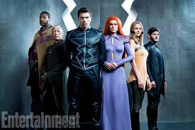 Halloween Town Characters Pictures inhumans cast image reveals anson mount u0027s black bolt collider