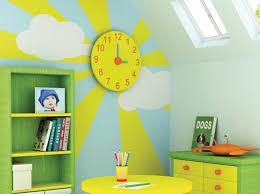 peinture decoration chambre fille exquisit peinture chambre enfants roytk enfant mixte