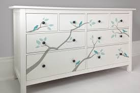 Black Dresser 8 Drawer by Meet Lulukuku Project Nursery