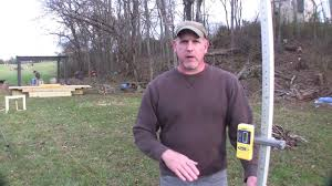 How To Pole Building Construction by How To Build A Pole Barn Pt 1 Site Prep U0026 Layout Youtube