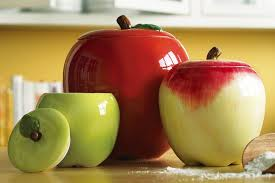 Cool Apple Kitchen Decor Concept