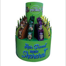 Dabur Yoodley Round Floor Display