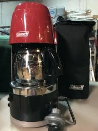 Coleman Coffee Maker Portable Propane Coffeemaker Campers In