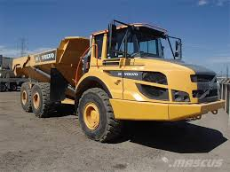 Volvo A30G For Sale Colorado Springs, Colorado Price: $286,000, Year ...