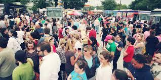 100 Atlanta Food Trucks Truck Park Feeds Thousands Business Insider