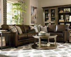 fantastic living room ideas with brown sectional living room