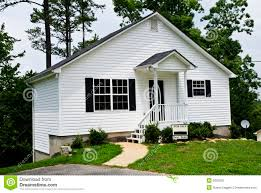 100 Modern Design Houses For Sale Small White House Stock Photo Image Of Foreclosure