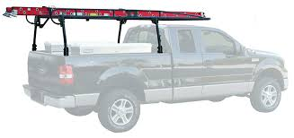 100 Ladder Racks For Trucks Amazoncom Buyers Products 1501100 Black Wrinkle Powder Steel