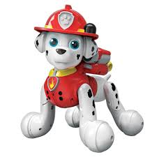 Paw Patrol Zoomer Marshall £70 00 Hamleys for Toys and Games
