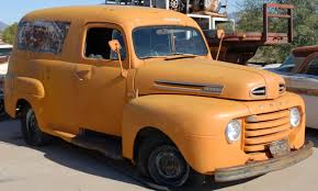 1950 Ford Panel Truck Jeff Davis Built This Super 1950 Ford F1 Pickup In His Home Shop Truck With An Audi Rs6 Powertrain Engine Swap Depot 1950s Ford For Sale Ozdereinfo The Color Urbanresultvehicle Pinterest Farm New Of 36 Craigslist Stock Drop Dead Customs My F1 4x4 Wheels And Trucks Review Rolling The Og Fseries Motor Trend Canada 1948 1949 Ford Truck Cabover Glass Classic Auto New Pickup Sri Bad Ass Street Car Spotlight Drag Youtube