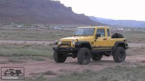 100 Jeep Wrangler Truck Conversion Kit Video Walkaround Of The MOPAR JK8